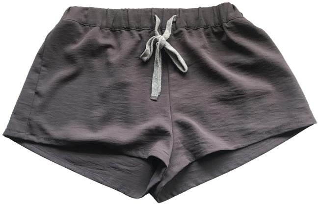 Item - Brown The Archive Drawstring Shorts Size 4 (S, 27)