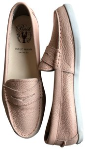 Cole Haan soft peachy pink Athletic