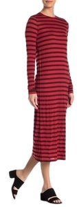Red Maxi Dress by Current/Elliott