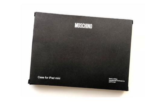 Moschino Moschino Gennarino the Bear Glow in the Dark Rubber iPad Mini Case Image 2