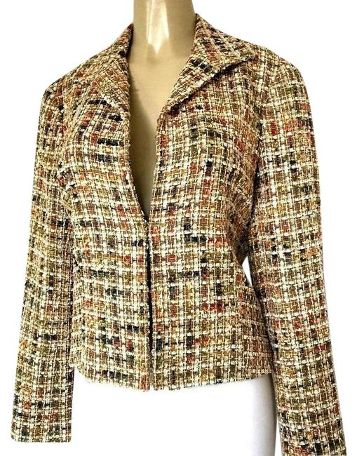 Preload https://img-static.tradesy.com/item/25349850/lafayette-148-new-york-brown-jacket-wool-pointed-collar-chunky-tweed-blazer-size-6-s-0-1-650-650.jpg