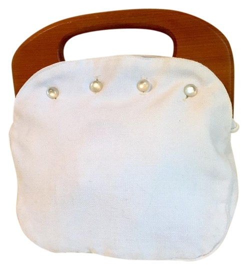 Smith's Satchel in white Image 0