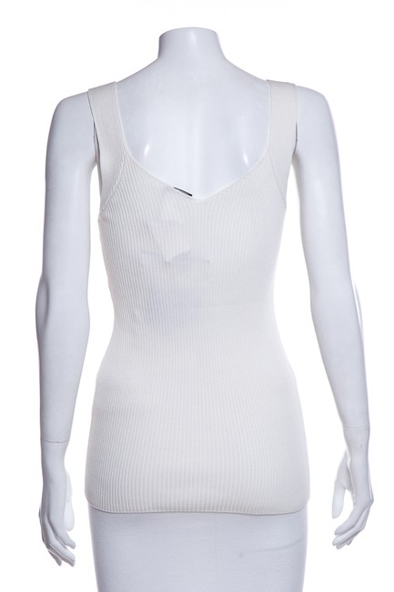 Chanel Top Ivory Image 2