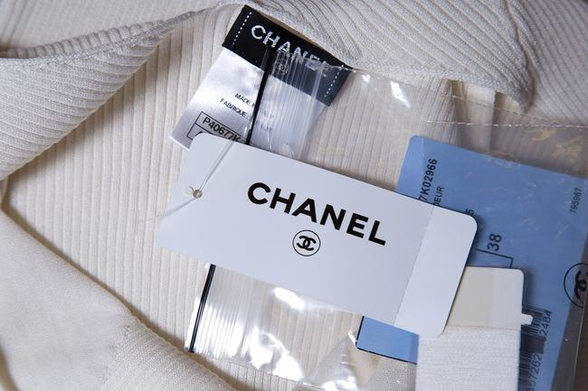 Chanel Top Ivory Image 5