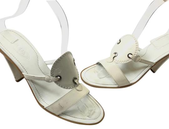 Tod's white Pumps Image 0
