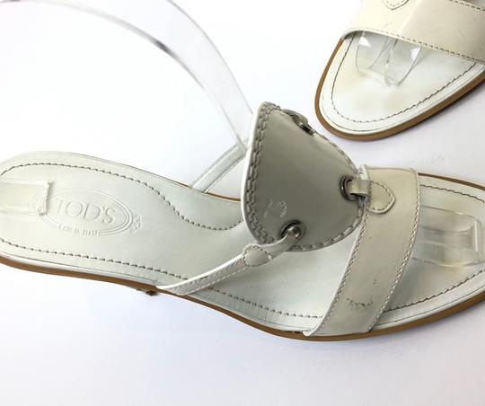 Tod's white Pumps Image 1
