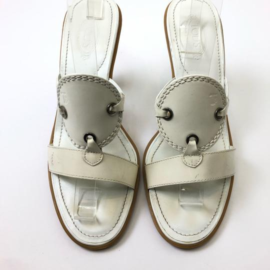 Tod's white Pumps Image 3