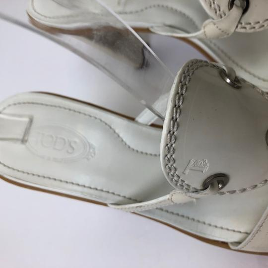 Tod's white Pumps Image 4