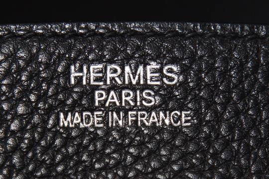Hermès Tote in Black Image 10