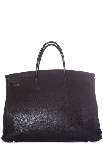 Hermès Tote in Black Image 3