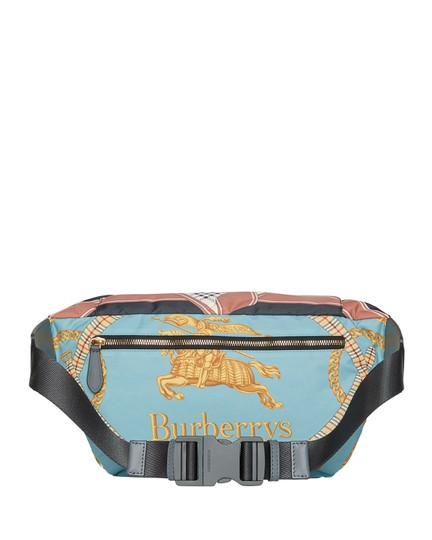 Burberry Fanny Pack Waist Belt Archive Scarf Cross Body Bag Image 2