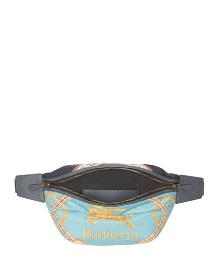 Burberry Fanny Pack Waist Belt Archive Scarf Cross Body Bag Image 3