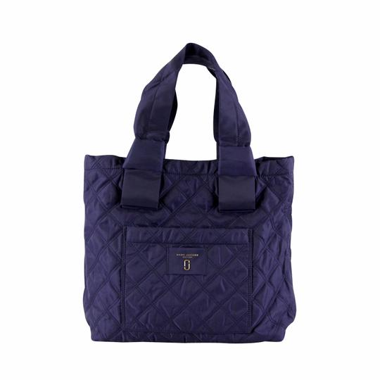 Marc Jacobs Nylon Tote in Midnight Blue Image 1