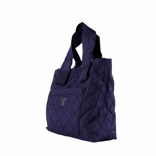 Marc Jacobs Nylon Tote in Midnight Blue Image 2