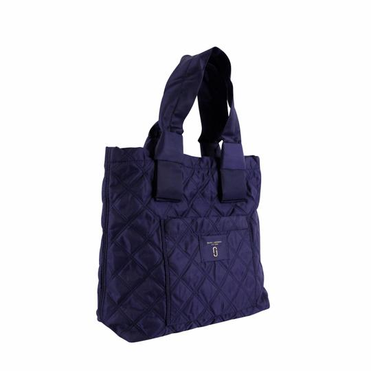 Marc Jacobs Nylon Tote in Midnight Blue Image 4