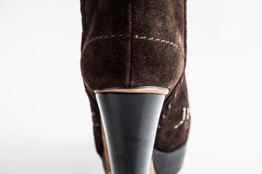 Jimmy Choo Brown Boots Image 10