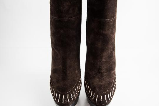 Jimmy Choo Brown Boots Image 11