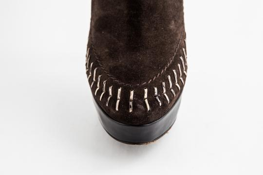 Jimmy Choo Brown Boots Image 7