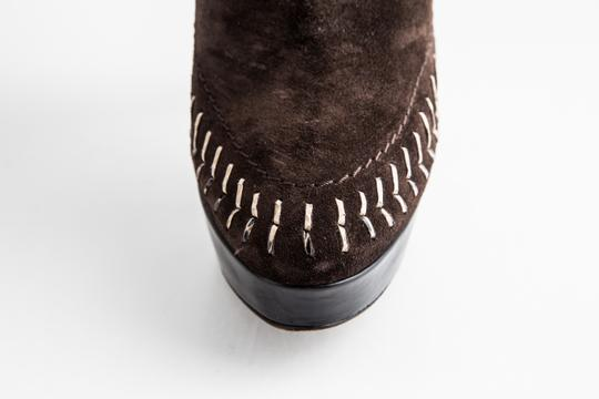 Jimmy Choo Brown Boots Image 8