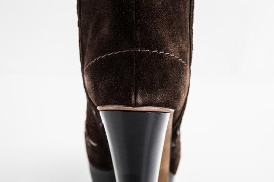 Jimmy Choo Brown Boots Image 9