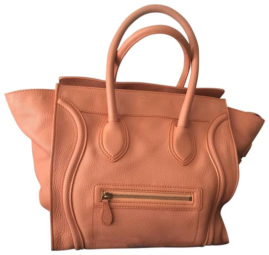 Preload https://img-static.tradesy.com/item/25350356/celine-luggage-nude-handbag-hard-to-find-color-that-goes-with-everything-can-be-worn-all-year-long-g-0-1-540-540.jpg