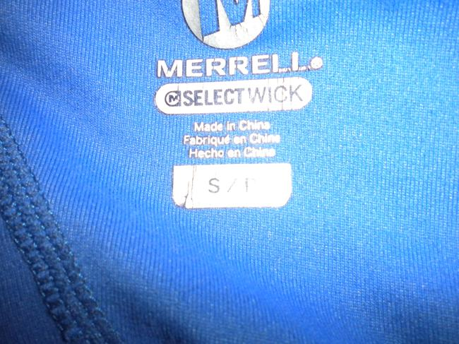 Merrell Select Wick Adjustable Straps Running Stretch Top Periwinkle/White Image 4