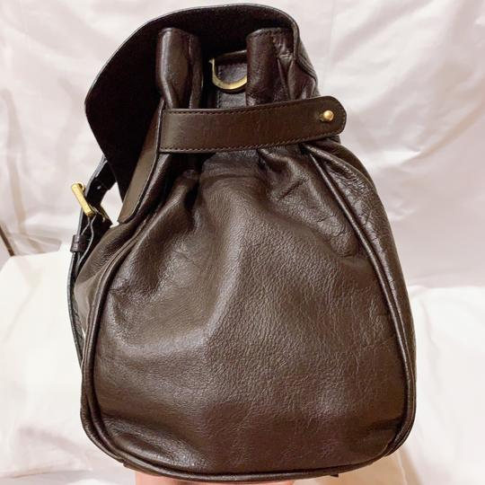 Mulberry Satchel in chocolate Image 3