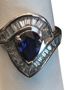 Other Sapphire and Diamond Ring