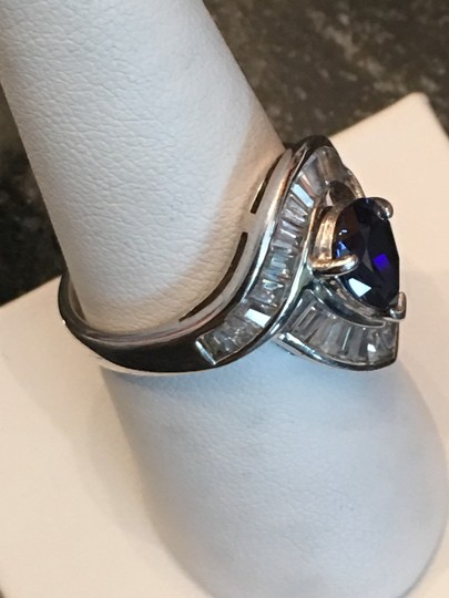 Other Sapphire and Diamond Ring Image 3