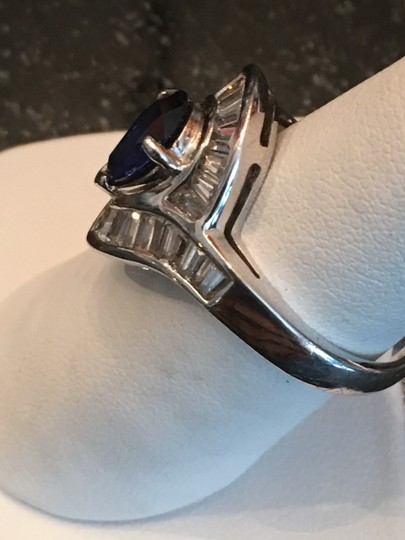 Other Sapphire and Diamond Ring Image 4