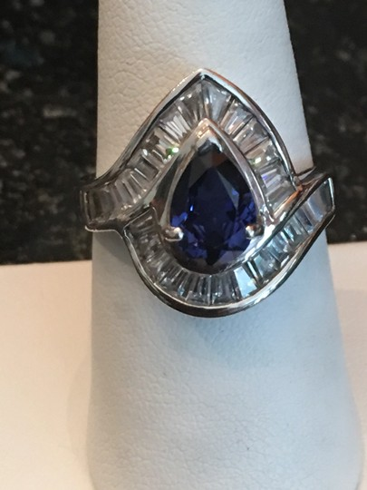 Other Sapphire and Diamond Ring Image 6