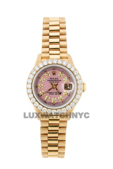 Preload https://img-static.tradesy.com/item/25350549/rolex-pink-mop-dial-18ct-26mm-datejust-18k-gold-presidential-with-box-and-appraisal-watch-0-0-540-540.jpg