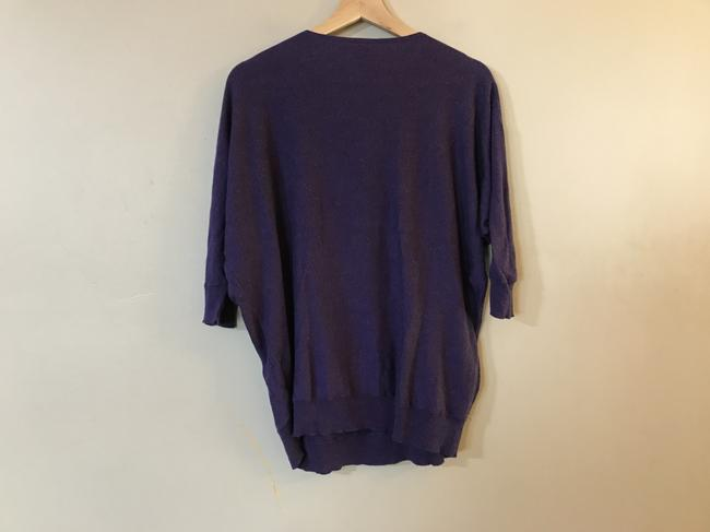 Eileen Fisher Linen Cotton Viscose Cowlneck Sweater Image 1