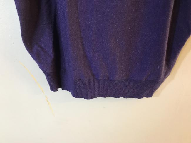 Eileen Fisher Linen Cotton Viscose Cowlneck Sweater Image 3