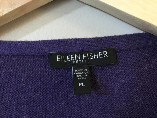 Eileen Fisher Linen Cotton Viscose Cowlneck Sweater Image 7