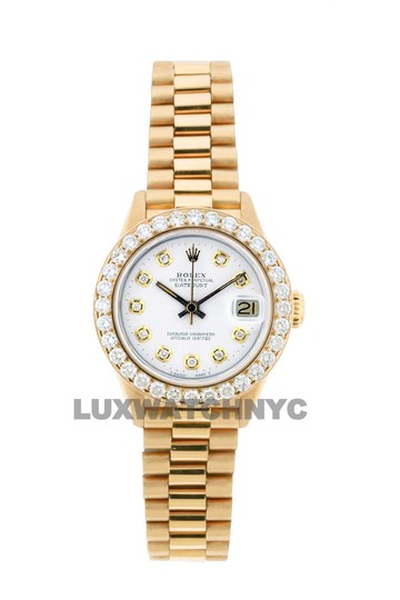 Preload https://img-static.tradesy.com/item/25350608/rolex-white-dial-18ct-26mm-datejust-18k-gold-presidential-with-box-and-appraisal-watch-0-0-540-540.jpg