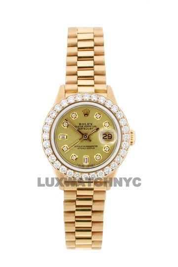 Preload https://img-static.tradesy.com/item/25350638/rolex-champagne-18ct-26mm-datejust-18k-gold-presidential-with-box-and-appraisal-watch-0-0-540-540.jpg