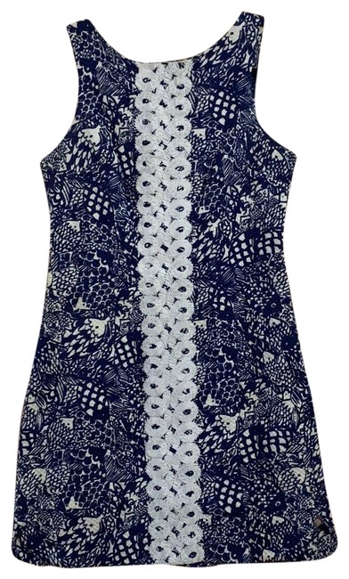 Preload https://img-static.tradesy.com/item/25350648/lilly-pulitzer-for-target-blue-none-short-cocktail-dress-size-2-xs-0-1-650-650.jpg
