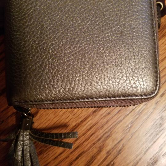 Gucci Gucci Soho Leather Zippy Zip Around Wallet Image 10