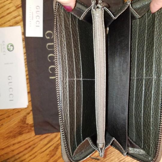 Gucci Gucci Soho Leather Zippy Zip Around Wallet Image 4