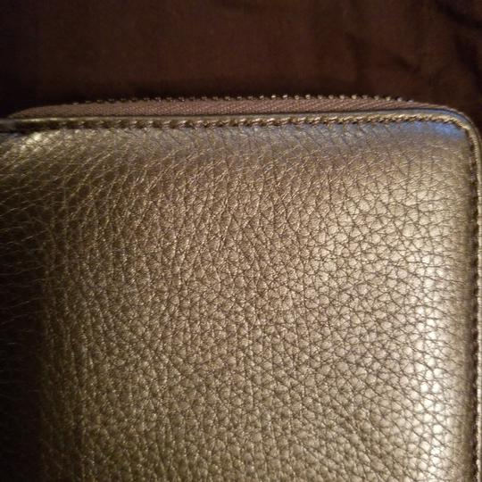 Gucci Gucci Soho Leather Zippy Zip Around Wallet Image 9