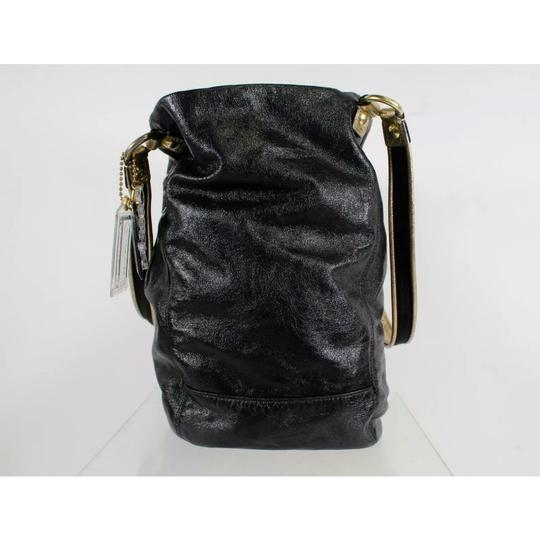 Coach Tote in black and gold Image 2