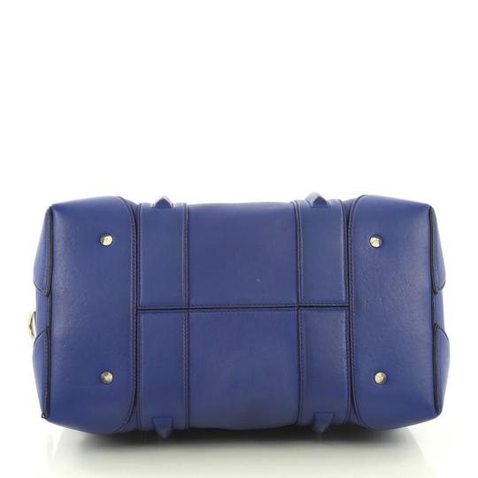 Givenchy Leather Satchel in blue Image 4