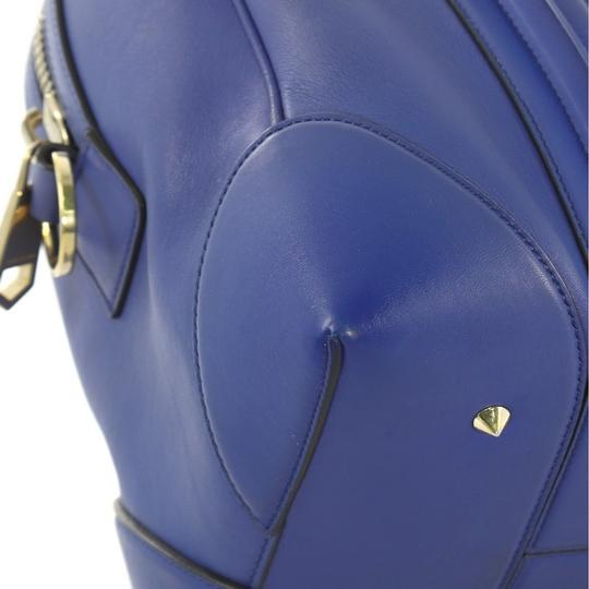 Givenchy Leather Satchel in blue Image 5