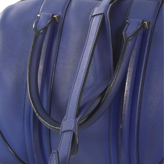 Givenchy Leather Satchel in blue Image 7
