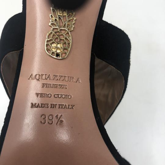 Aquazzura black Sandals Image 5
