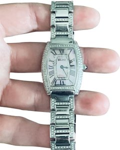 Elini Elini dolce diamond & mother of pearl watch