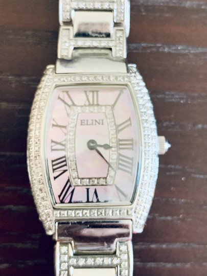 Elini Elini dolce diamond & mother of pearl watch Image 5