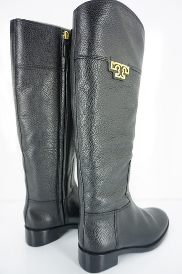 Tory Burch Black Boots Image 4