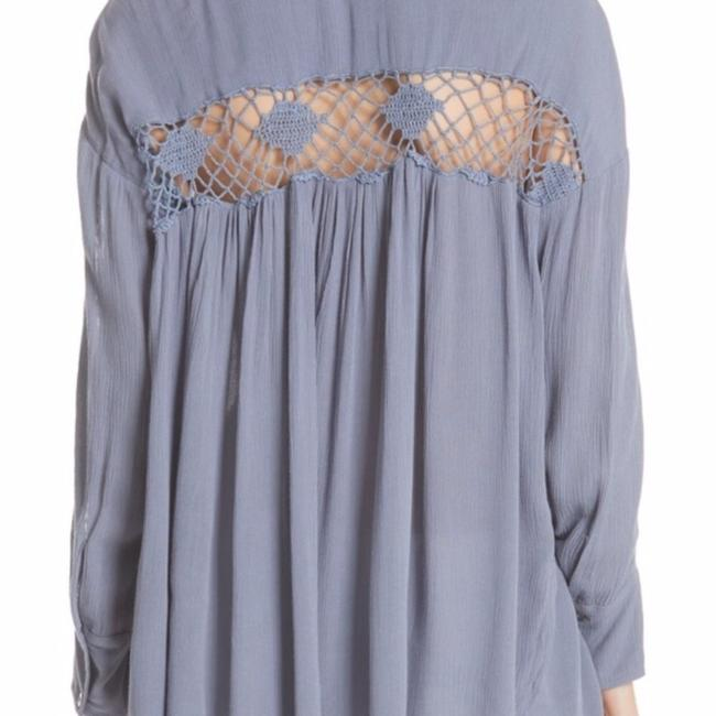 Free People Button Down Shirt Image 2